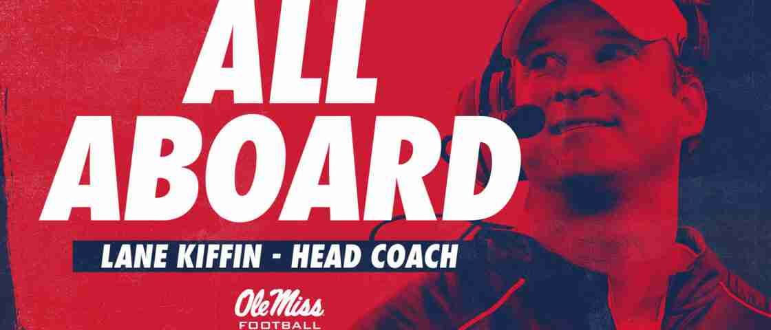 Lane Kiffin named 39th head coach of Ole Miss Football
