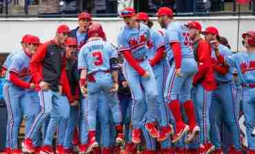 Diamond Gallery: Rebels take series from No. 1 Louisville, 7-6