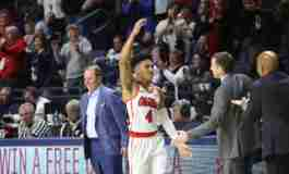 Tyree scores career-high 40 points, leads Ole Miss to 83-58 victory over State