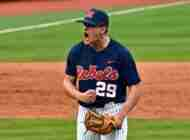 Ole Miss' Braden Forsyth Named SEC Co-Pitcher of the Week