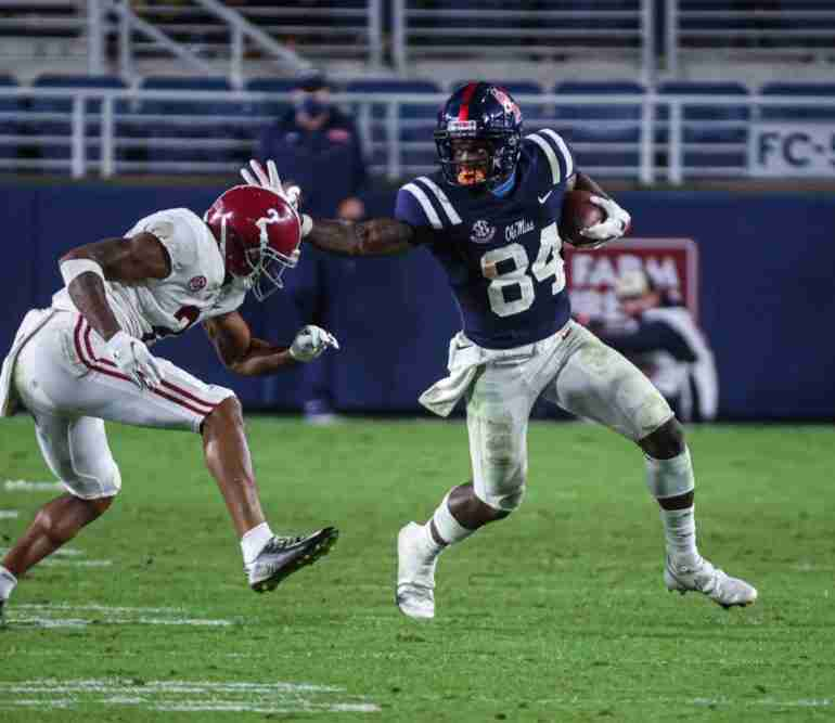 In a Nutshell: Rebels lose to Alabama in what could be dawn of epic Kiffin-Saban rivalry