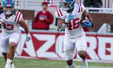 In a Nutshell: Ole Miss defense stiffens but offensive woes plague Rebs in loss to Hogs