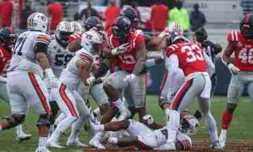 In a Nutshell: Ole Miss drops heartbreaker to Auburn, 35-28