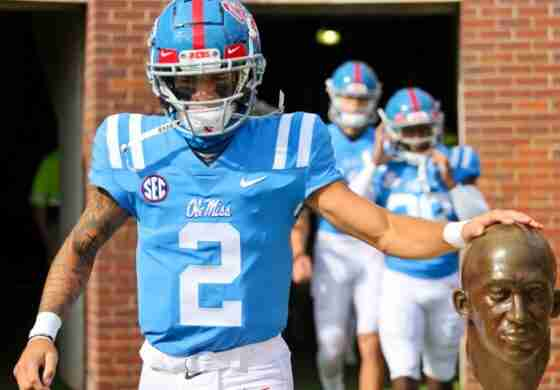 Why Ole Miss quarterback Matt Corral could be a Heisman Candidate