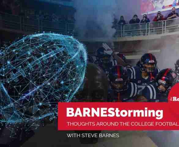 BARNEStorming: Otis is Eligible and other Thoughts Around the College Football World