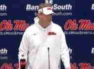 Everything Coach Kiffin said Monday as Rebels prepare for Egg Bowl