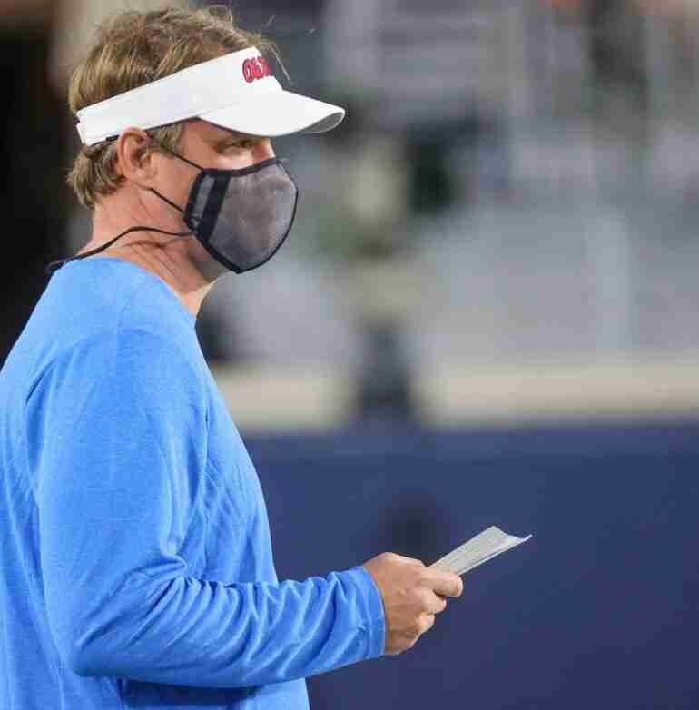 Given his offense's success, Kiffin likely prefers they avoid the 'rat poison'