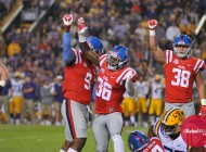 Gridiron Gallery: Ole Miss vs. LSU