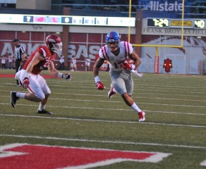 Rebels' Evan Engram remains positive after loss to Arkansas, looks ahead to LSU game