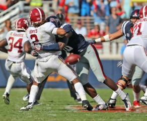 Rebels' Marquis Haynes confident Ole Miss will bounce back after loss to No. 1 Alabama