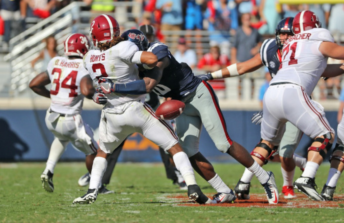 Greg Little and Marquis Haynes appear on Outland, Bronko Nagurski Watch Lists