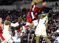 Ole Miss defeats Mississippi State in OT for season sweep, 250th career win for Kennedy