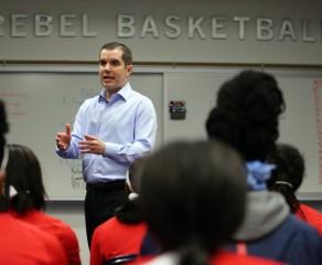 Matt Insell names Drew Landers Coordinator of Basketball Operations