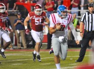 Chad Kelly expects solid week of practice to benefit No. 23 Ole Miss in Magnolia Bowl