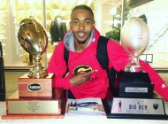 Kincade's journey continues as former Ole Miss QB leads Grambling to SWAC Championship