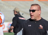 New offensive coordinator Phil Longo discusses the system he'll bring to Ole Miss