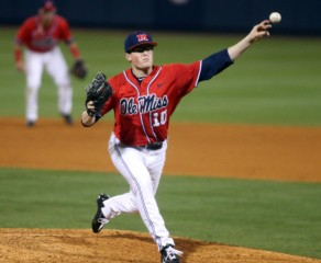Rebels shut out Furman in sweep; Parkinson named SEC Pitcher of the Week