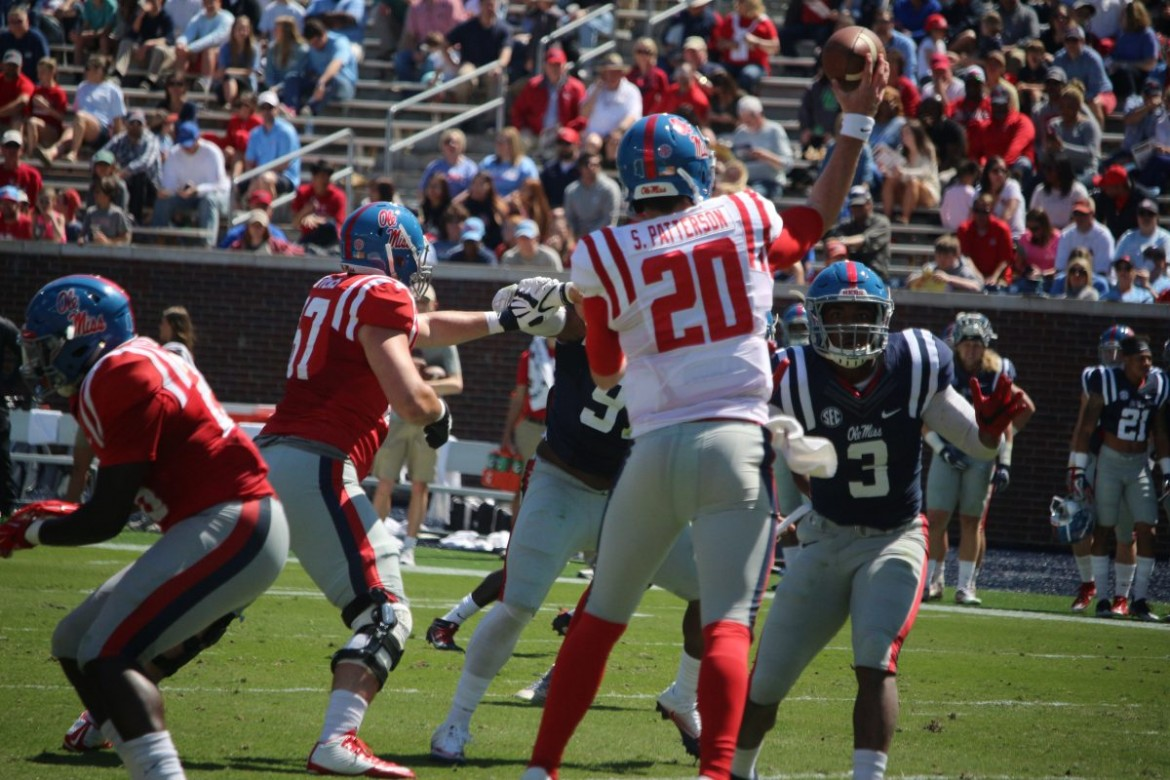 Three takeaways on the Ole Miss offense after spring football