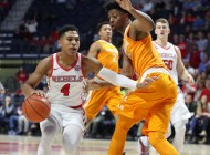 Andy Kennedy watched as Breein Tyree grew up against the Vols