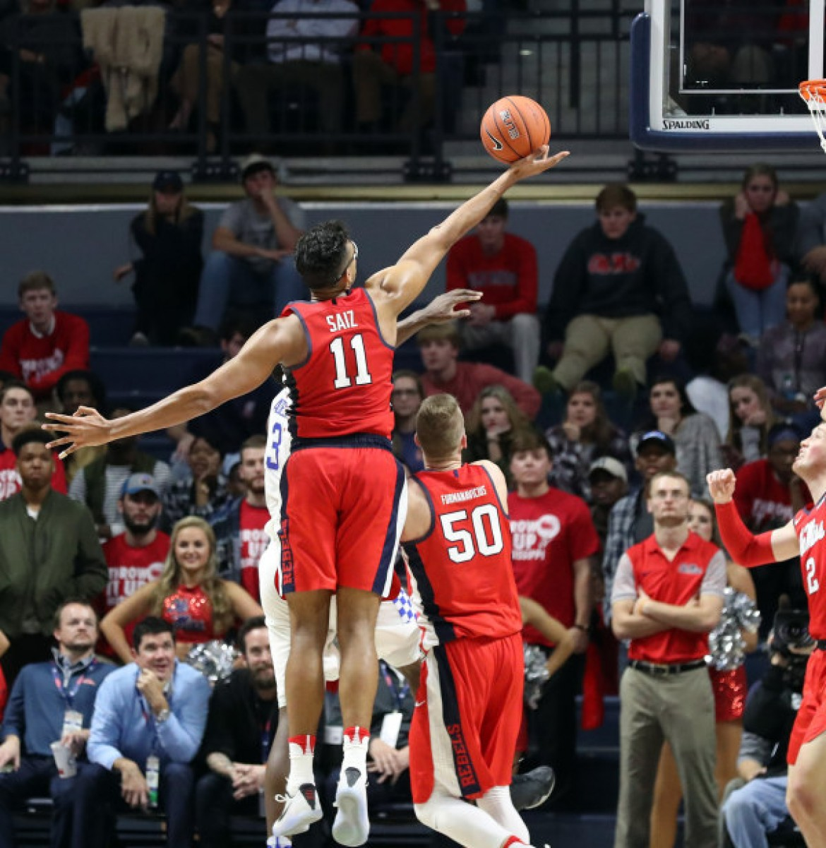 Wins against Georgia tough lately, but Ole Miss aims for one tonight