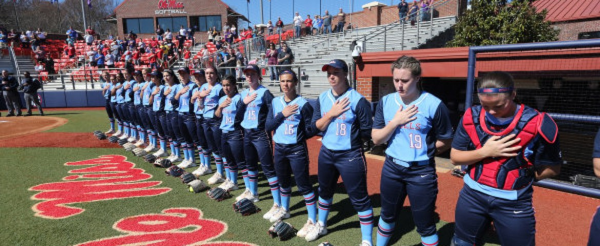 Ole Miss Softball hosts Red and Blue Classic this weekend